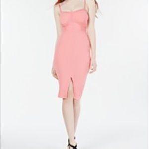 Material Girl Juniors' Illusion Bodycon Dress